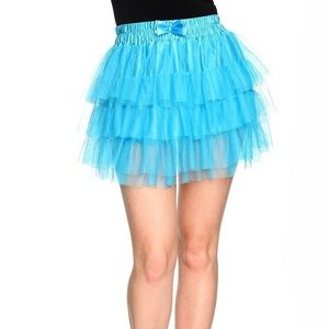 Light Blue Petticoat